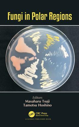 Fungi in Polar Regions: 1st Edition (Hardback) book cover