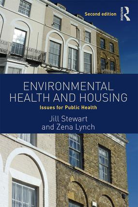 Environmental Health and Housing: Issues for Public Health, 2nd Edition (Paperback) book cover