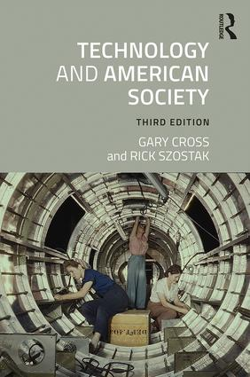 Technology and American Society: A History book cover