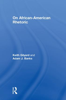 On African-American Rhetoric book cover