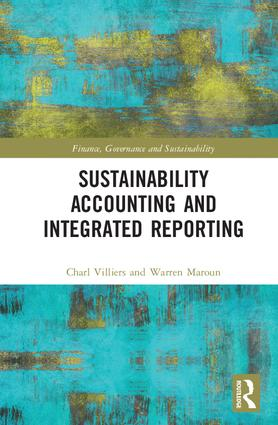 Sustainability Accounting and Integrated Reporting: 1st Edition (Hardback) book cover
