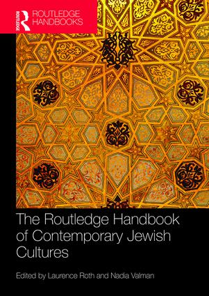 The Routledge Handbook of Contemporary Jewish Cultures book cover