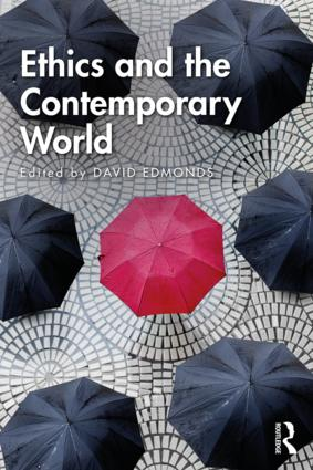 Ethics and the Contemporary World book cover
