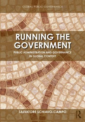 Running the Government: Public Administration and Governance in Global Context book cover
