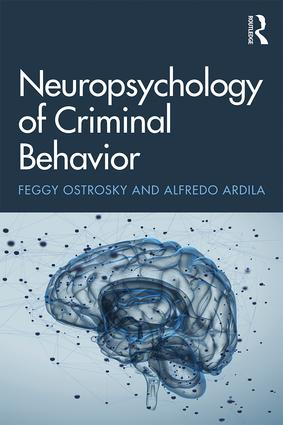 Neuropsychology of Criminal Behavior book cover