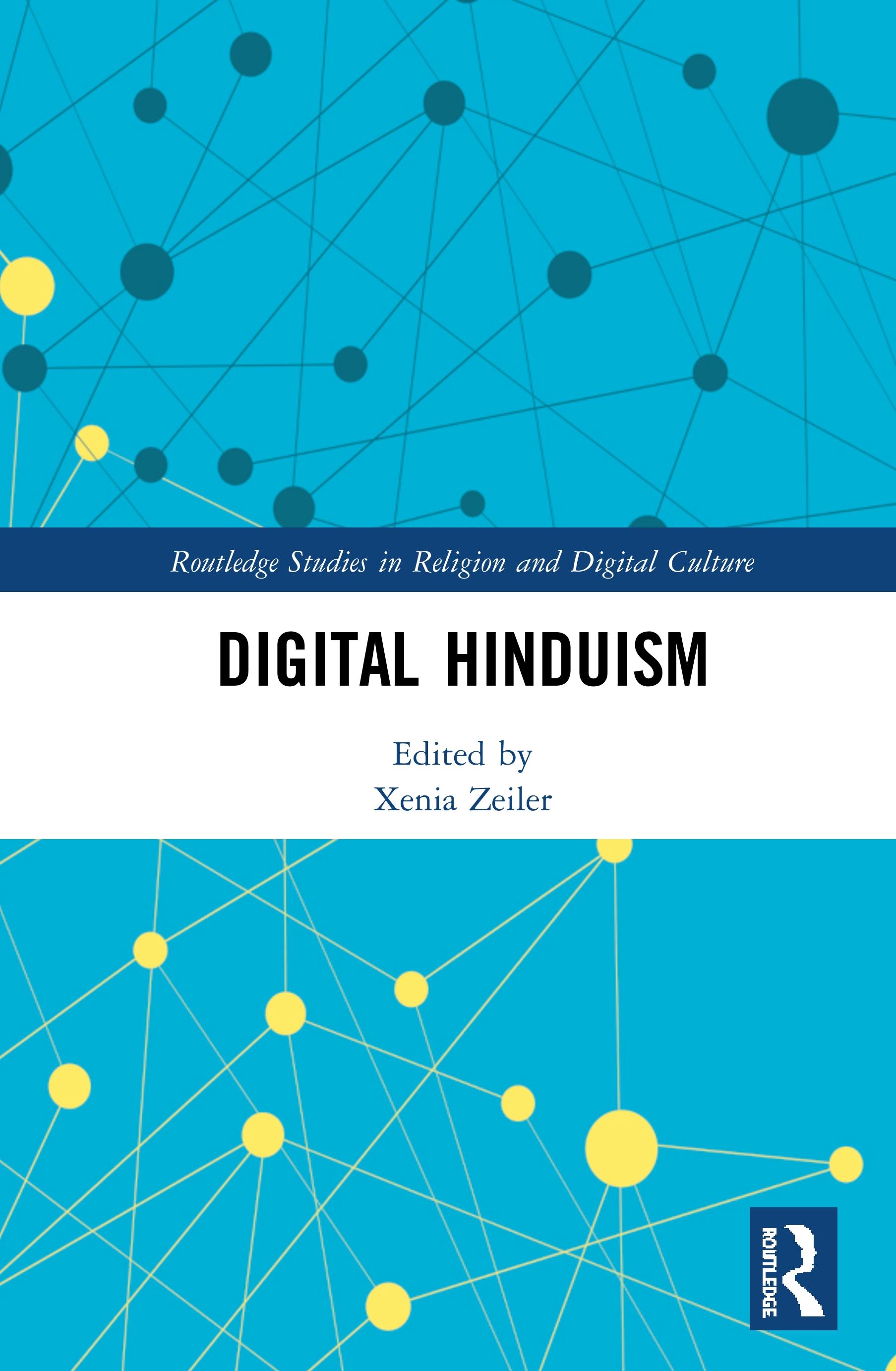 Digital Hinduism book cover