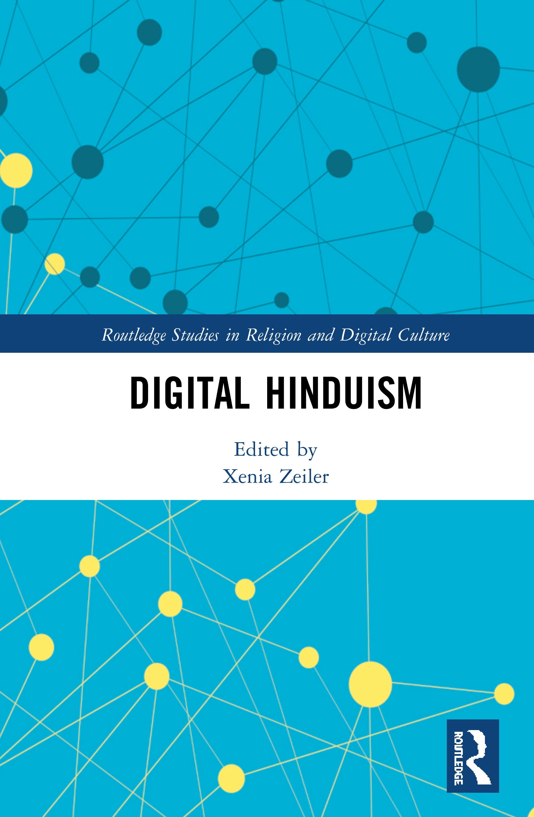 Digital Hinduism: 1st Edition (Hardback) book cover