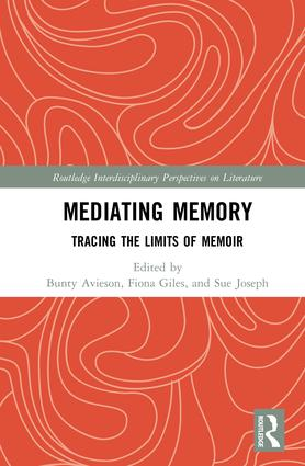 Mediating Memory: Tracing the Limits of Memoir book cover