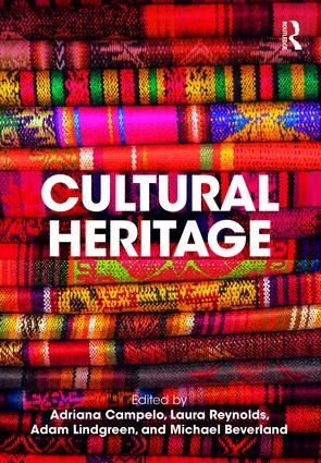 Cultural Heritage book cover
