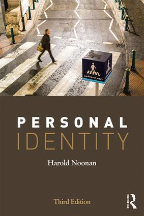 Personal Identity book cover