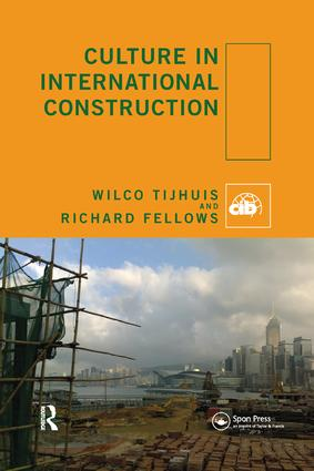 Culture in International Construction book cover