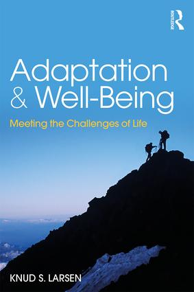 Adaptation and Well-Being: Meeting the Challenges of Life book cover