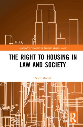 The Right to housing in law and society book cover