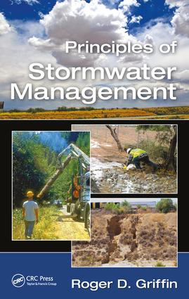 Principles of Stormwater Management book cover