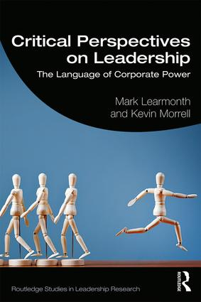Critical Perspectives on Leadership: The Language of Corporate Power book cover