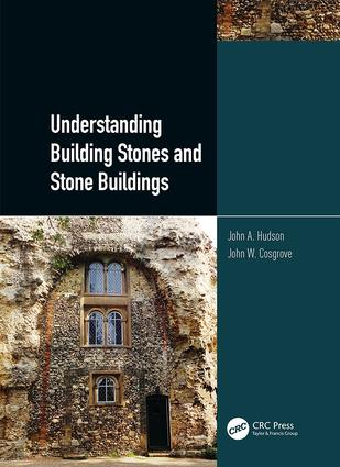Understanding Building Stones and Stone Buildings book cover