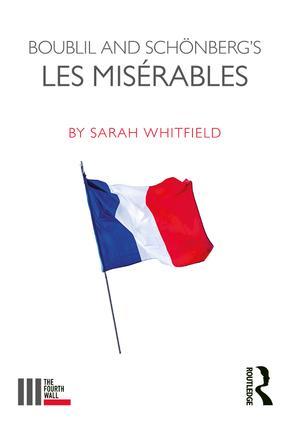 Boublil and Schönberg's Les Misérables book cover