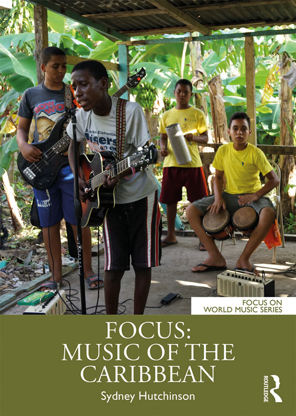 Focus: Music of the Caribbean: 1st Edition (Paperback) book cover