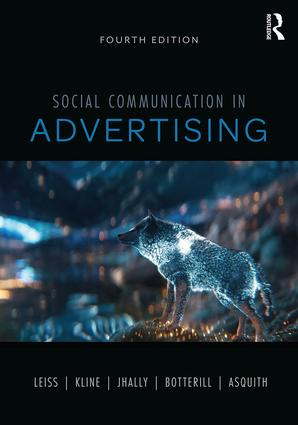 Social Communication in Advertising: Consumption in the Mediated Marketplace book cover