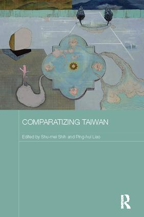 Comparatizing Taiwan: 1st Edition (Paperback) book cover