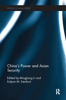 China's Power and Asian Security: 1st Edition (Paperback) book cover