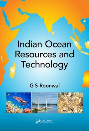 Indian Ocean Resources and Technology: 1st Edition (Hardback) book cover