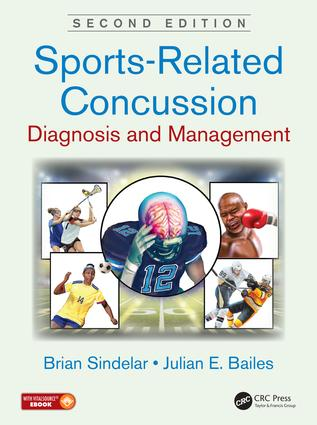 Sports-Related Concussion: Diagnosis and Management, Second Edition, 2nd Edition (Hardback) book cover