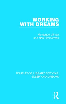 Working with Dreams (Hardback) book cover