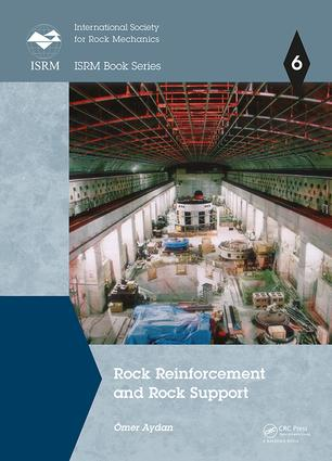 Rock Reinforcement and Rock Support: 1st Edition (Hardback) book cover