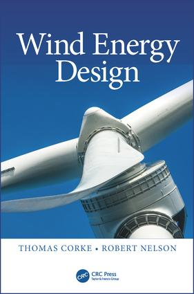 Wind Energy Design: 1st Edition (Hardback) book cover
