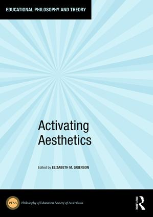 Activating Aesthetics: 1st Edition (Hardback) book cover