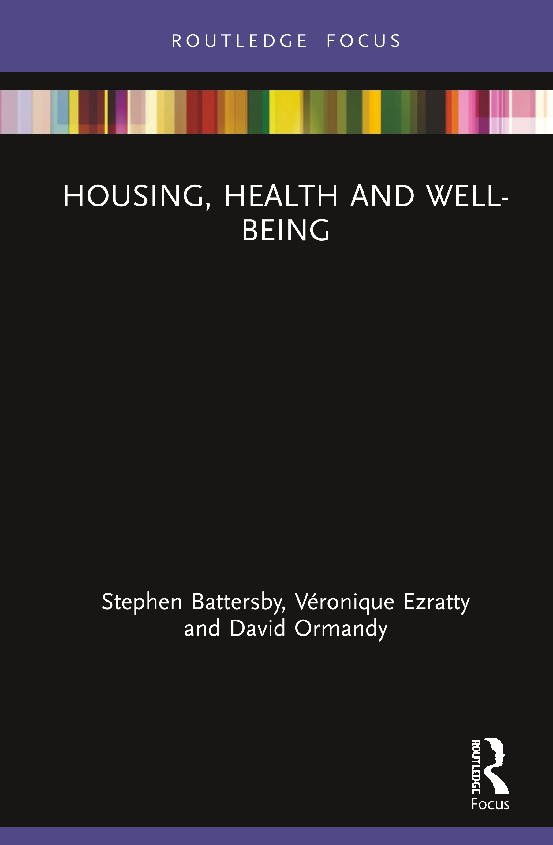 Housing, Health and Well-Being book cover