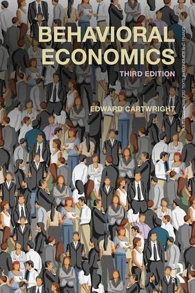 Behavioral Economics: 3rd Edition (Paperback) book cover