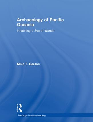 Archaeology of Pacific Oceania: Inhabiting a Sea of Islands book cover