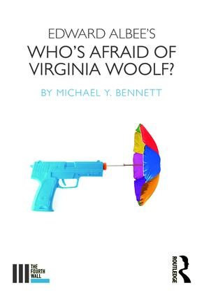 Edward Albee's Who's Afraid of Virginia Woolf?: 1st Edition (Paperback) book cover