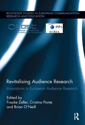 Revitalising Audience Research: Innovations in European Audience Research (Paperback) book cover
