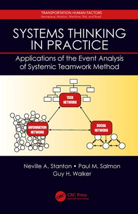 Systems Thinking in Practice: Applications of the Event Analysis of Systemic Teamwork Method book cover