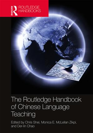 The Routledge Handbook of Chinese Language Teaching book cover