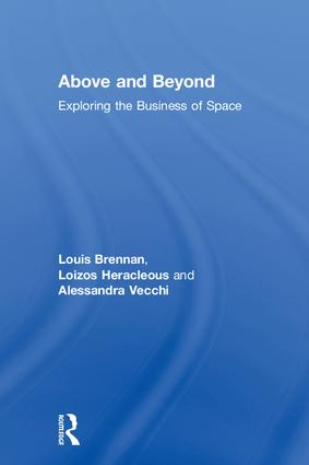 Above and Beyond: Exploring the Business of Space book cover