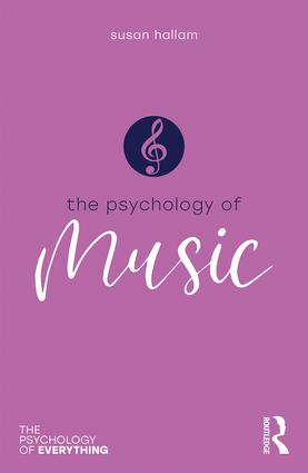 Psychology of Music book cover