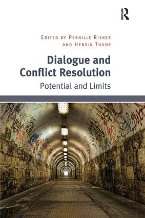 Dialogue and Conflict Resolution: Potential and Limits, 1st Edition (Paperback) book cover