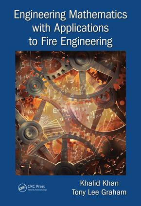 Engineering Mathematics with Applications to Fire Engineering: 1st Edition (Hardback) book cover