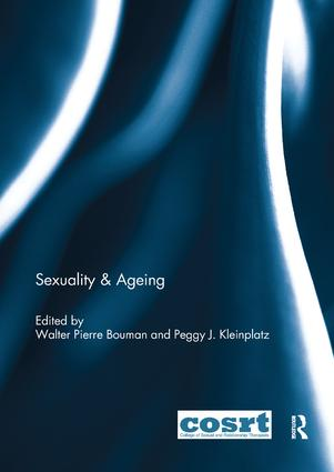 Sexuality & Ageing book cover