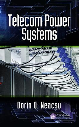 Telecom Power Systems: 1st Edition (Hardback) book cover
