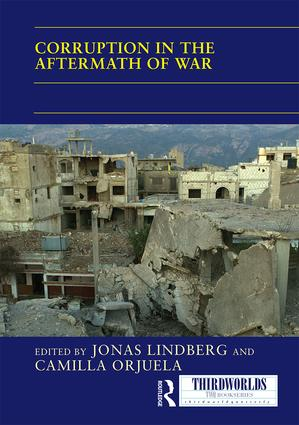 Corruption in the Aftermath of War (Hardback) book cover