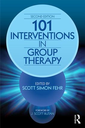 101 Interventions in Group Therapy