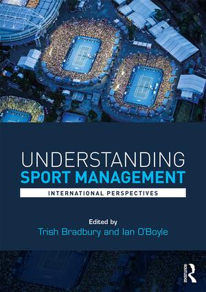 Understanding Sport Management: International perspectives book cover