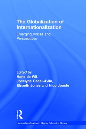 Regional Partnership and Integration: Key to the Improvement of Internationalization of Higher Education in Latin America
