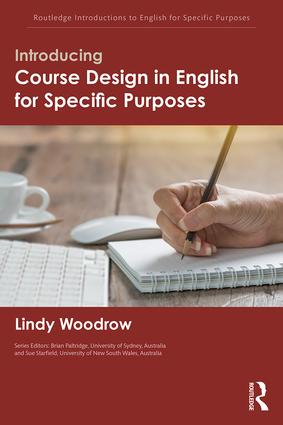 Introducing Course Design in English for Specific Purposes: 1st Edition (Paperback) book cover