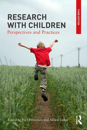 Research with Children (Paperback) book cover